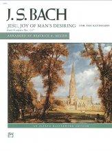 Jesu Joy of Man's Desiring Sheet Music by J S Bach (SKU: 6389) - Stanton's Sheet Music