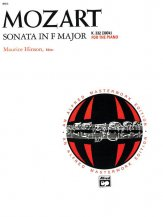 Sonata In F Major K332 (300k)