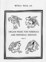 Organ Music For Funerals & Memorial Bk 2
