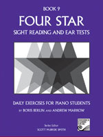 Four Star Sight Reading and Ear Tests 9
