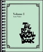 Real Vocal Book Vol 1, The (Low)