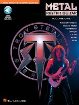 Heavy Metal Rhythm Guitar Vol 1 W/CD