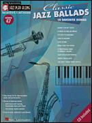 Jazz Play Along V047 Classic Jazz Ballad