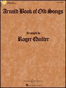 Arnold Book of Old Songs (Low)