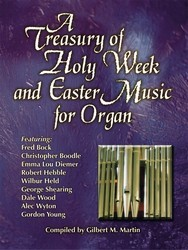 Treasury of Holy Week and Easter Music F