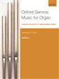 Oxford Service Music For Organ (Bk 2)