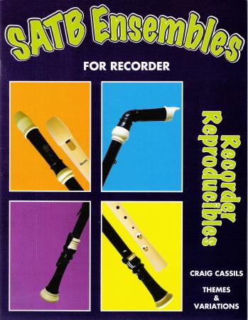 SATB ENSEMBLES FOR RECORDER