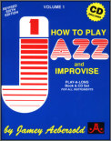 How To Play Jazz and Improvise V 1