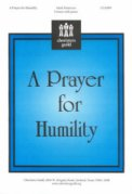 A Prayer For Humility