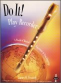 Do It Play Recorder (Bk/Cd)