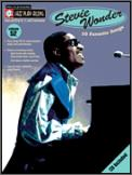 Jazz Play Along V052 Stevie Wonder