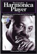 Complete Harmonica Player, The (Bk/Cd)