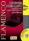 Twelve Studies For Flamenco Guitar