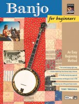 Banjo For Beginners (Bk/Dvd)