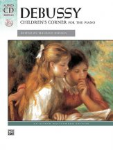 Children's Corner (Bk/Cd)