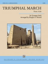 Triumphal March From Aida