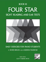 Four Star Sight Reading and Ear Tests 10