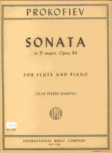 Sonata In D Major Op 94