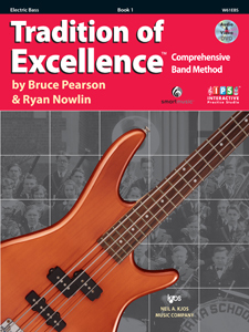 Tradition of Excellence 1 (Elec Bass)