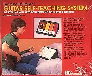 learning unlimited guitar self teaching sheet music sku 00696300 stanton 39 s sheet music. Black Bedroom Furniture Sets. Home Design Ideas