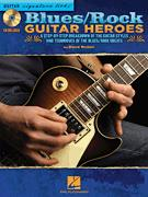 Blues/Rock Guitar Heroes (Bk/Cd)