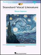 STANDARD VOCAL LITERATURE (BK/CD) - Click Image to Close