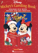 Mickey's Caroling Book (10-Pack)