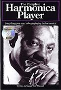 The Complete Harmonica Player (Bk/Cd)