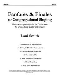 FANFARES & FINALES-BRASS/TIMP SET/PTS