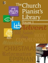 The Church Pianist's Library Vol 1