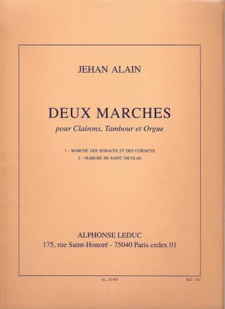 DEUX MARCHES (W/ORGAN)