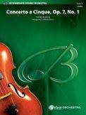 Concerto A Cinque Op 7 #1