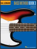 Hal Leonard Bass Method Bk 3