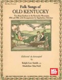 Folk Songs of Old Kentucky