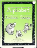 Alphabet Action Songs (Bk/2 Cds)