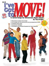 I've Got To Move (Bk/Cd)