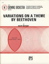 Variations On A Theme By Beethoven