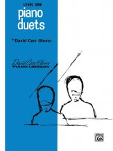 Piano Duets Lev 1 (Jf 98-00)