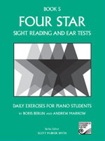 Four Star Sight Reading and Ear Tests 5
