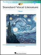 STANDARD VOCAL LITERATURE (BK/AUDIO)