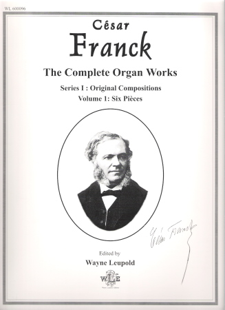 Complete Organ Works Series 1 Vol 1