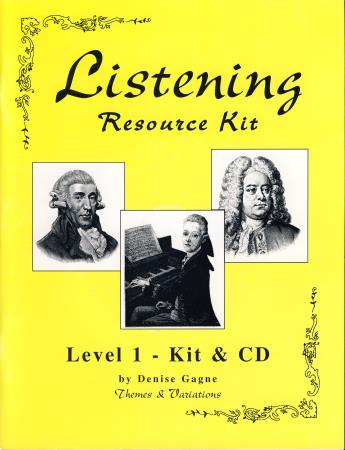 Listening Resource Kit Lev 1 (Kit/Cd)