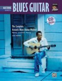 Mastering Acoustic Blues Guitar (Bk/Cd)