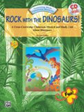 Rock With The Dinosaurs (Bk/Cd)