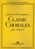 Classic Chorales For Band (Tsx/Clr3)