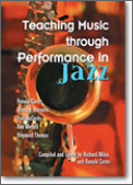 Teaching Music Through Perf/Jazz