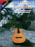 Open Tunings For Solo Guitar (Bk/Cd)
