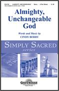 Almighty Unchangeable God