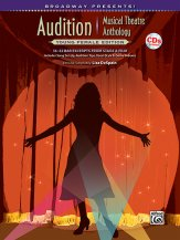 Auditions songs for young teens