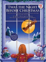 ' Twas The Night Before Christmas (Bk/Cd)